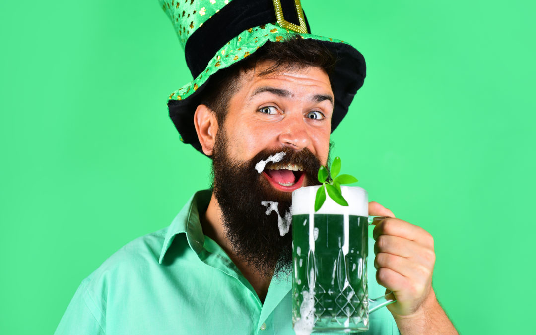 The History of St. Patrick's Day & Celebrating at Home